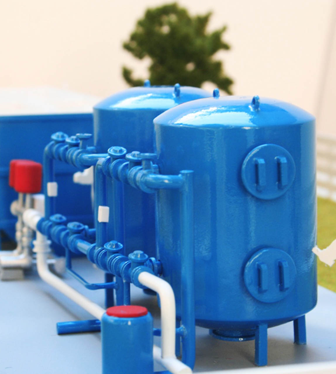 Romet Water Treatment
